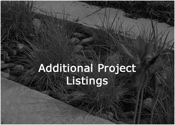 Additional Projects Listing